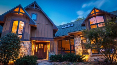 Western North Carolina Custom Home Builder