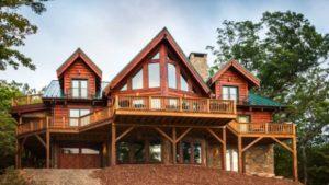 Rustic Elegance - Wilkes County, NC (Leatherwood Mountains)