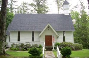 Wee Kirk Church Renovation - Linville, North Carolina