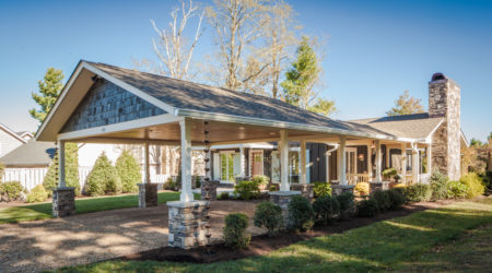 Blowing Rock Cottage Remodel