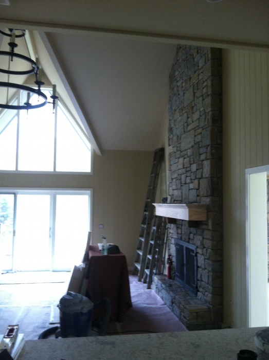 Grandfather Golf & Country Club Home Remodel During