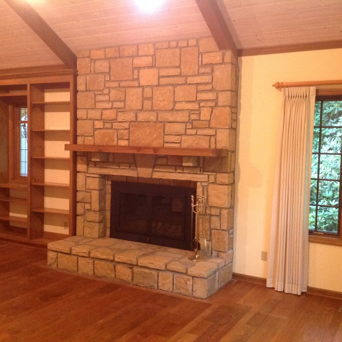 Grandfather Golf & Country Club Home Remodel #4 Before