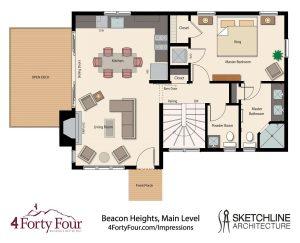Beacon Heights Main Level